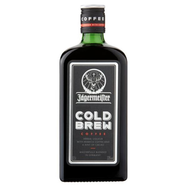 Jagermeister Cold Brew Coffee 50cl | 33%