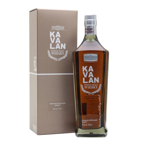 Kavalan Distillery Select 70cl | 40%
