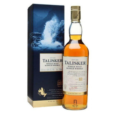Talisker 18 Year Old 70cl | 45.8%