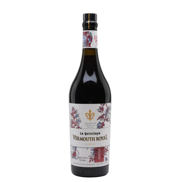 La Quintinye Vermouth Royal Rouge 75cl | 16.5%