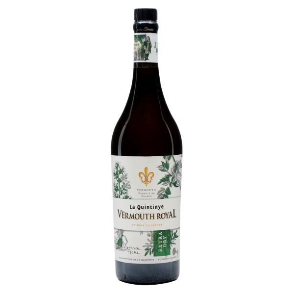 La Quintinye Vermouth Royal Extra Dry 75cl | 17%
