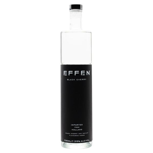 Effen Black Cherry Vodka 70cl | 37.5%