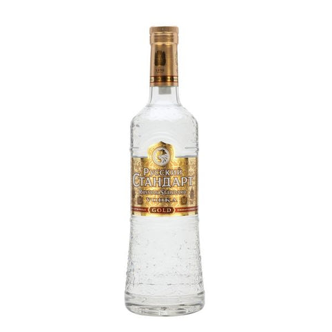 Russian Standard Gold Vodka 70cl | 40%