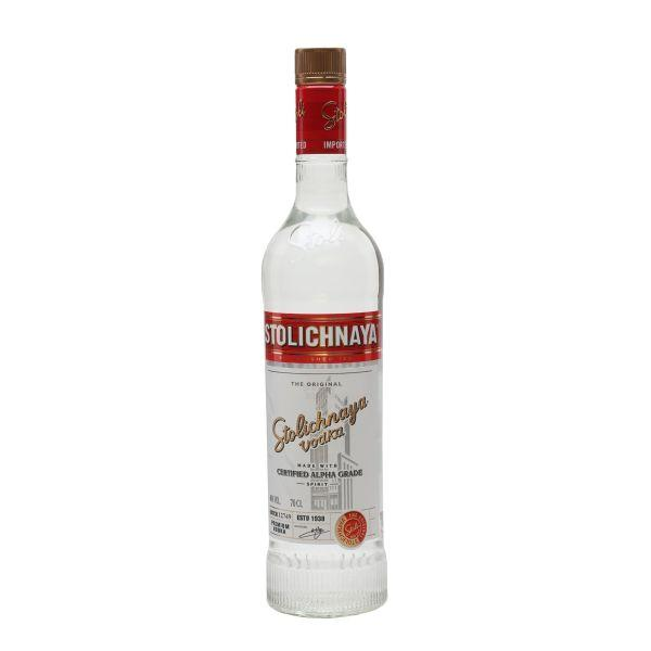 Stolichnaya Red Vodka 70cl | 40%