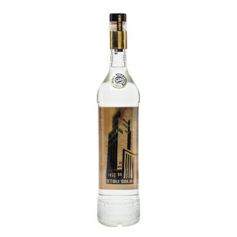 Stolichnaya Gold Vodka 70cl | 40%