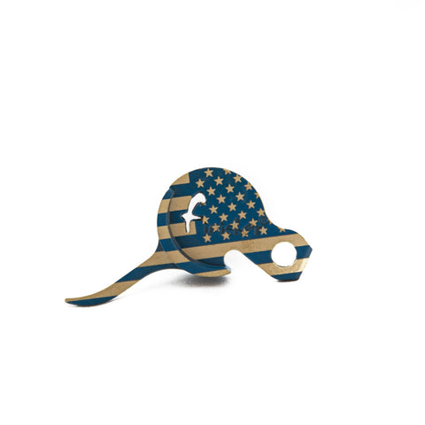 The Finisher® - American Flag Blue