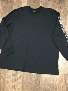 Carhartt Long Sleeve T-shirt Size Extra Large
