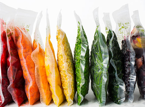 Vacuum Sealing Tips to Save Summer Produce | Smart Vacuum Sealer – oliso