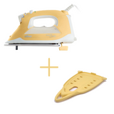 OLISO® PRO™ TG1600 + SOLEMATE COMBO, BUTTERSCOTCH YELLOW