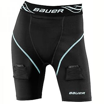 BAUER S19 WOMEN'S COMP JILL SHORT - BLK