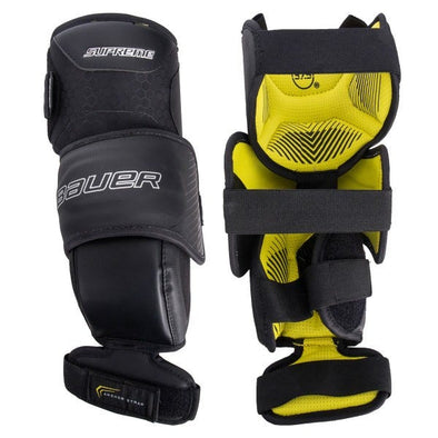BAUER GOALIE S18 SUPREME KNIESCHUTZ/KNEE PROTECTOR JUNIOR