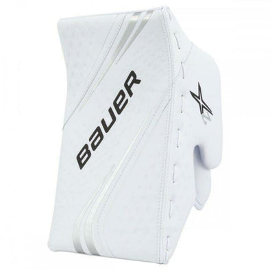 BAUER GOALIE VAPOR S19 2X STOCKHAND/BLOCKER SENIOR