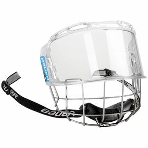 BAUER VISOR HYBRID SHIELD