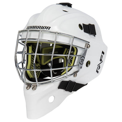 WARRIOR GOALIE MASK R/F1 JUNIOR