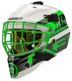 WARRIOR GOALIE MASK R/F1 YOUTH