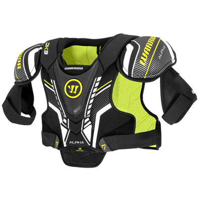 WARRIOR SCHULTERSCHUTZ/SHOULDER PAD ALPHA DX3 JUNIOR
