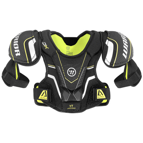 WARRIOR SCHULTERSCHUTZ/SHOULDER PAD ALPHA DX YOUTH
