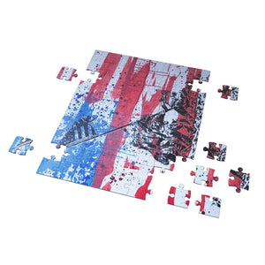 "American Flag ""MURICA"" Puzzle"