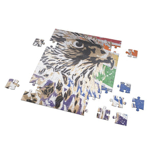 "Fly High ""Eagle Eye"" Puzzle"