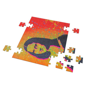 "Mona Wants To Party ""Mona Festa"" Puzzle"