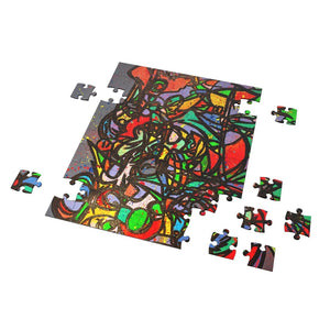 Robin hood Puzzle