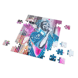 "Mick Jagger ""Sing Your Heart Out"" Puzzle"