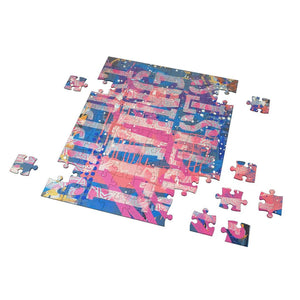 Support Living Artists Puzzle