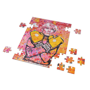 "Warhol ""Heavyweight"" Puzzle"