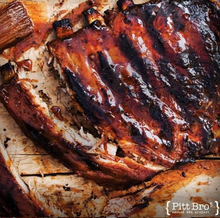 Load image into Gallery viewer, Pitt Bros Original Ribs for 2 @ Home