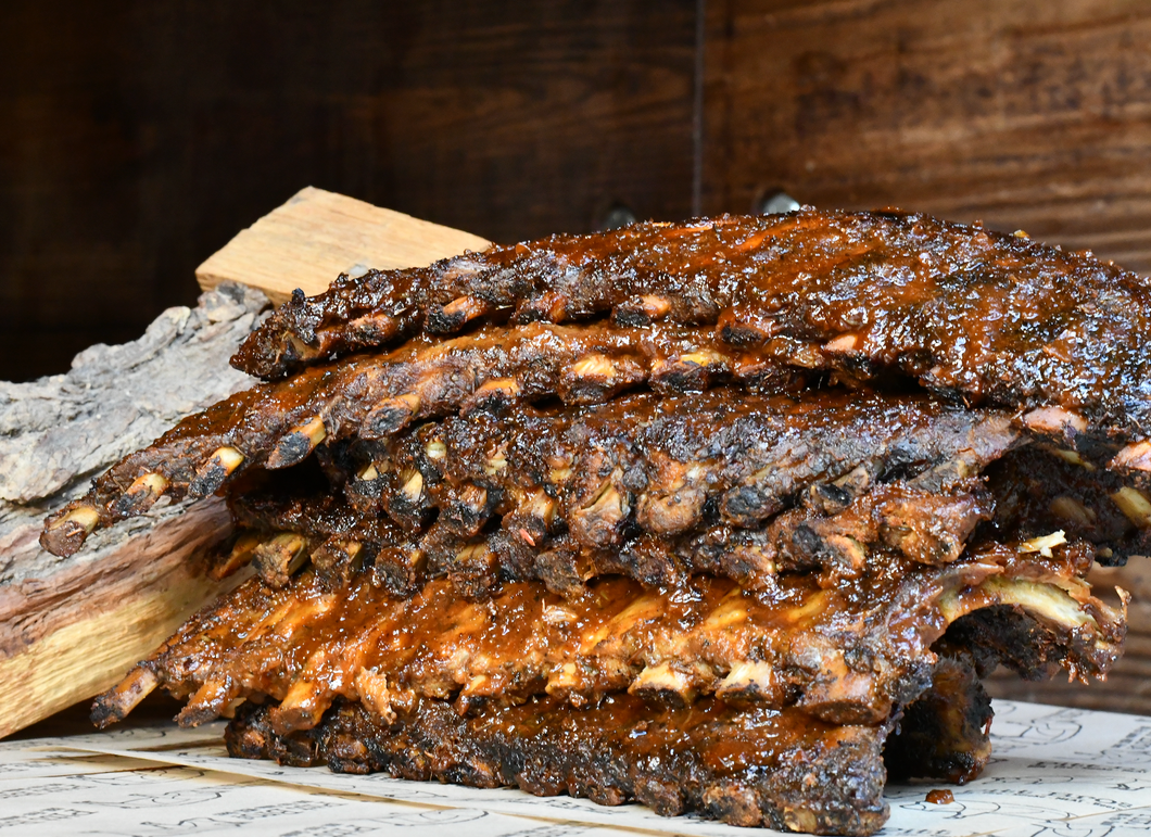 Pitt Bros Original Ribs @ Home