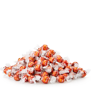 Lindt LINDOR Milk Chocolate Truffles Box, 800 Count, 10kg