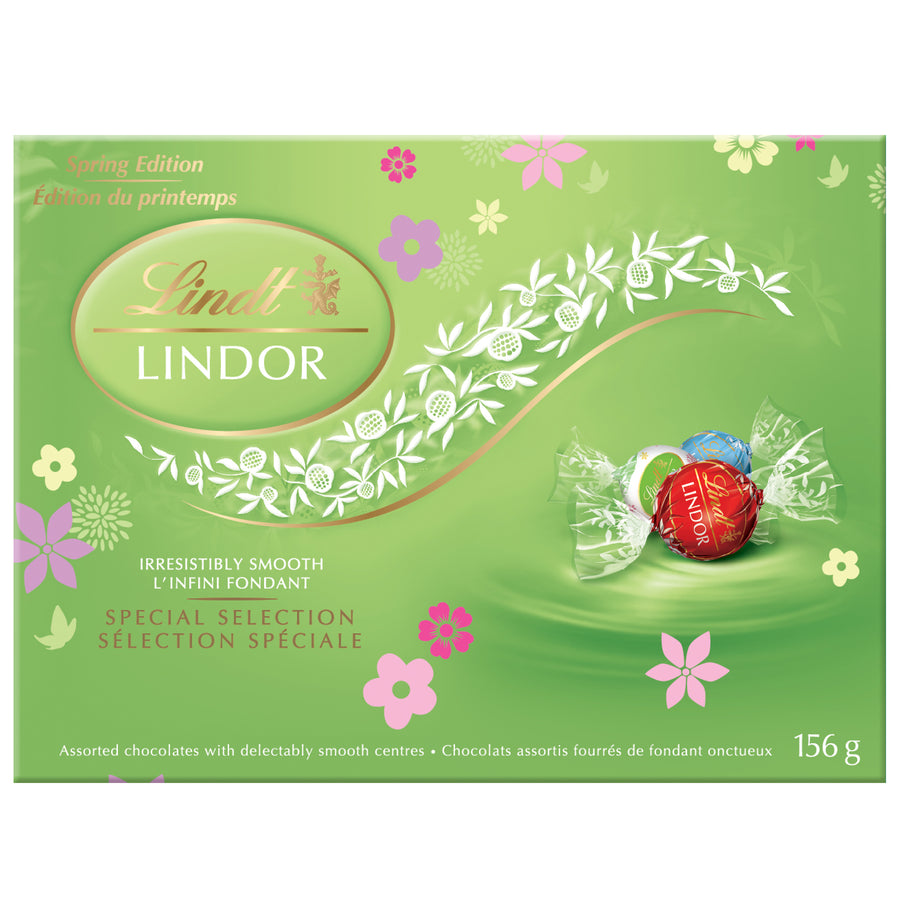 Lindt LINDOR Spring Edition Box 156g (Delivery Only)