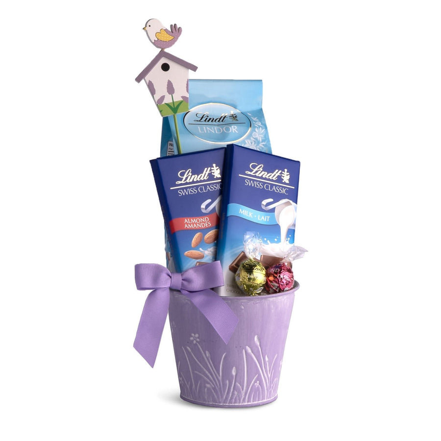 Lindt Spring Ceramic Tin 374g (Store Pick-Up Only)