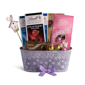Lindt Spring Tin 522g (Store Pick-Up Only)