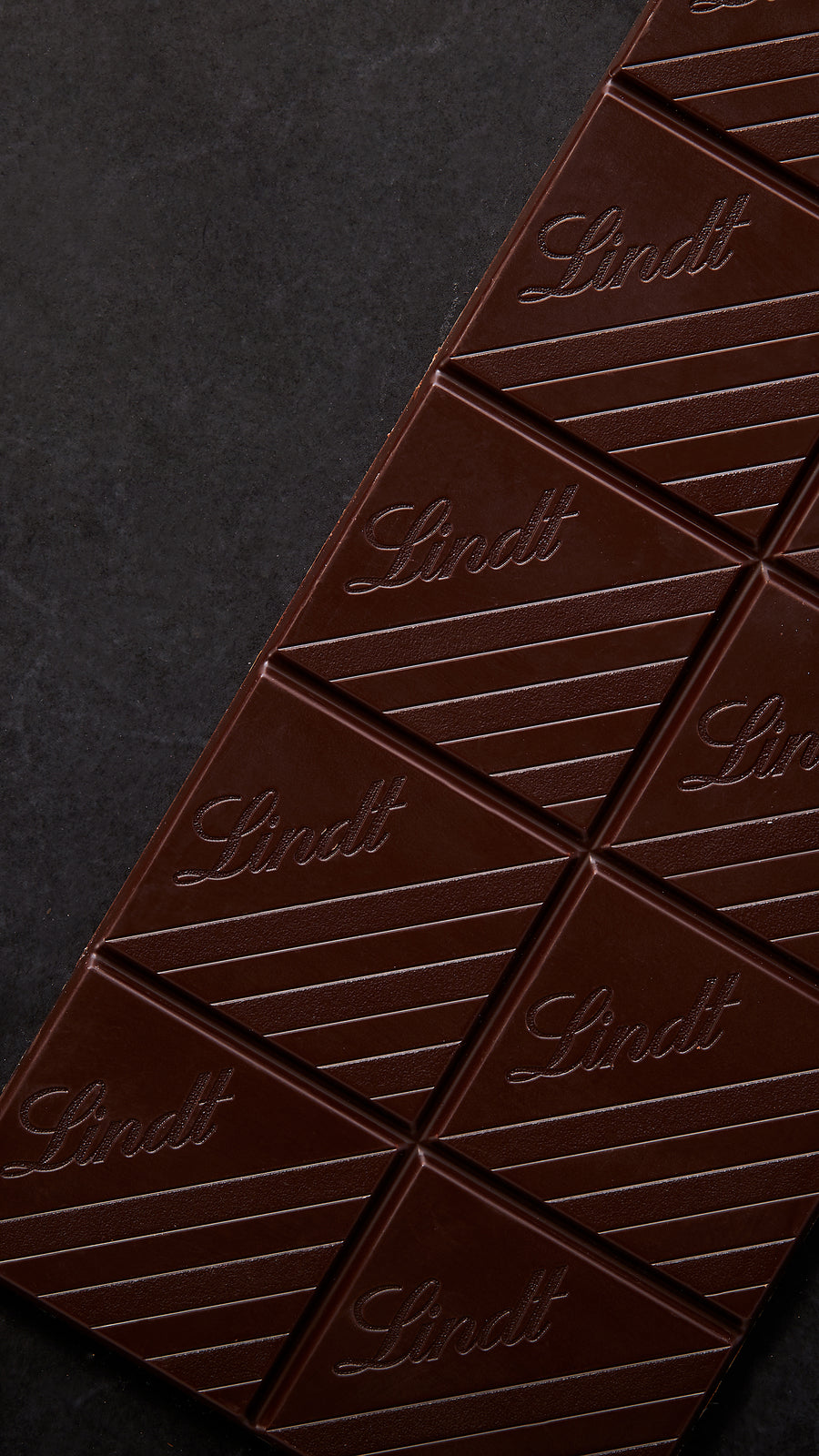 Lindt Excellence 95% Cacao Dark Chocolate Bar 80g