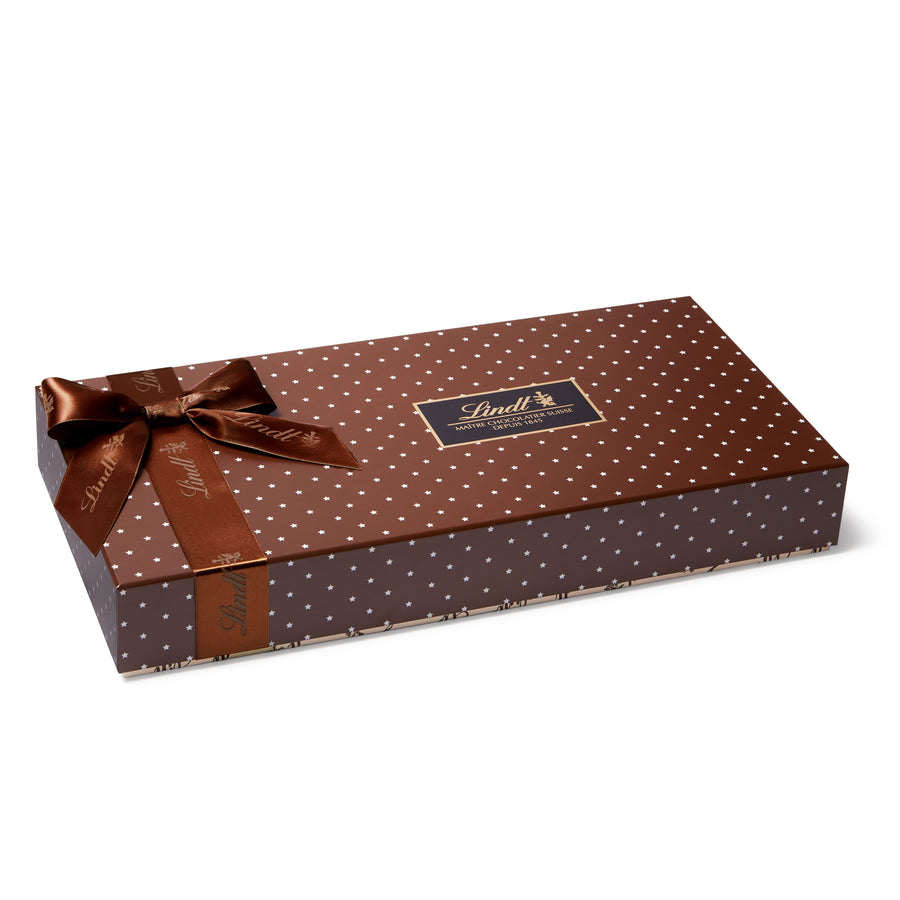 Lindt World of Dark Chocolate Gift Box 755g (Delivery Only)