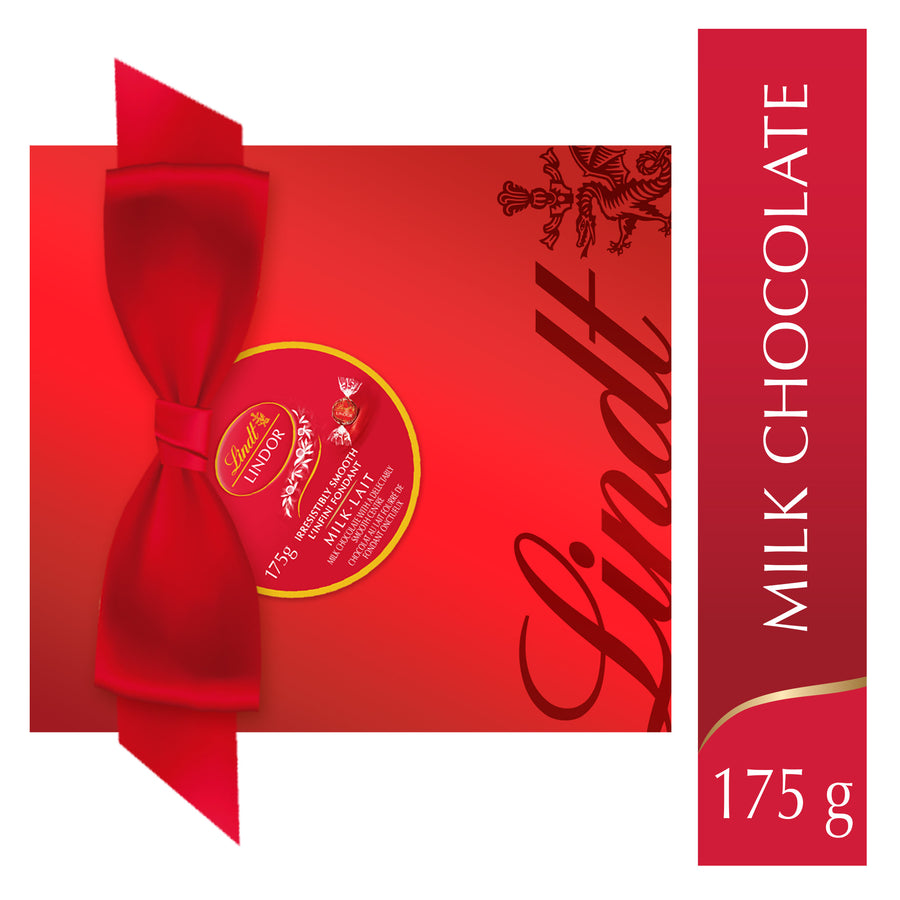 Lindt LINDOR Radiance Milk Chocolate Truffles Box 175g