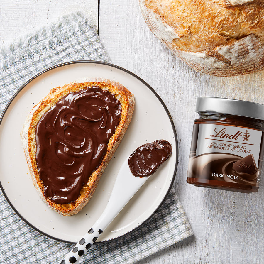 Lindt Dark Chocolate Spread 200g