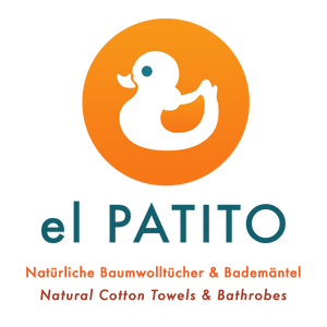 EL PATITO TOWELS & BATHROBES