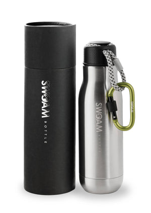 SWOAM | Edition Silver 500ml | Die reinste Form des Trinkens