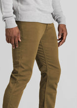 "Load image into Gallery viewer, Duer No Sweat Pant Relaxed 32"" Inseam - TOBACCO"