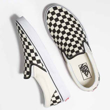Load image into Gallery viewer, Vans U Classic Slip-On - BLKWHTCH