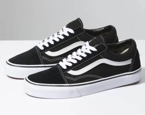 Vans U Old Skool - BLACK