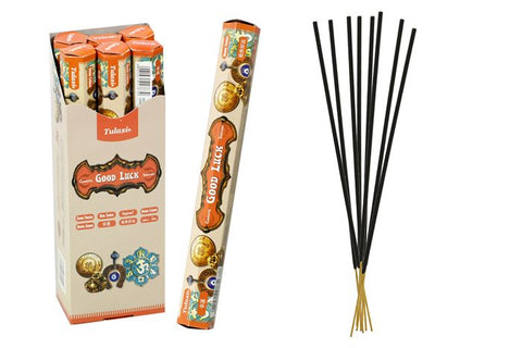 Tulasi Hex Incense - Good Luck