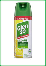 Glen 20 All in One Citrus Breeze 300g - JohnnyBoyAus
