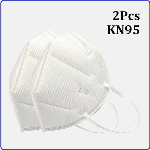 KN95 Face Masks XK02  Pack of 2 - Johnny Boy