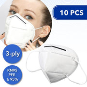 KN95 Face Masks Bulk Lot of 10 - Johnny Boy