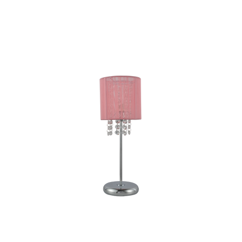 Emilia Table Lamp Pink