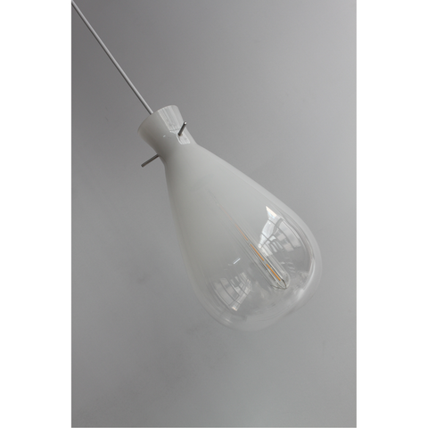 Orson Pendant Light White