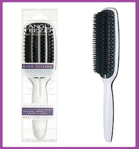 Tangle Teezer Brush Blow-Styling Smoothing Tool Half Size Hair Brush Mother's Day - Johnny Boy